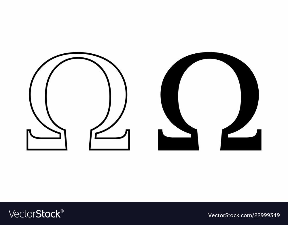 Ohm symbols.