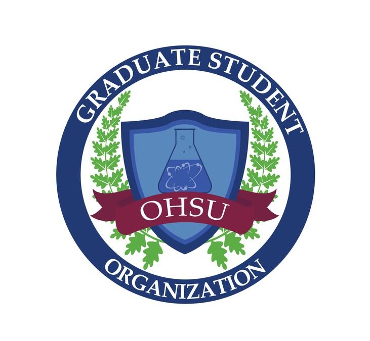 Portland Graduate Students need their own logo at Oregon.