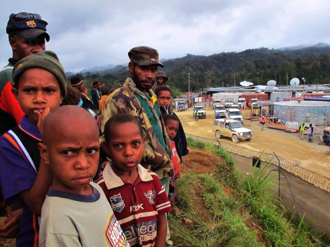 Landowner identification in PNG: a job for government.