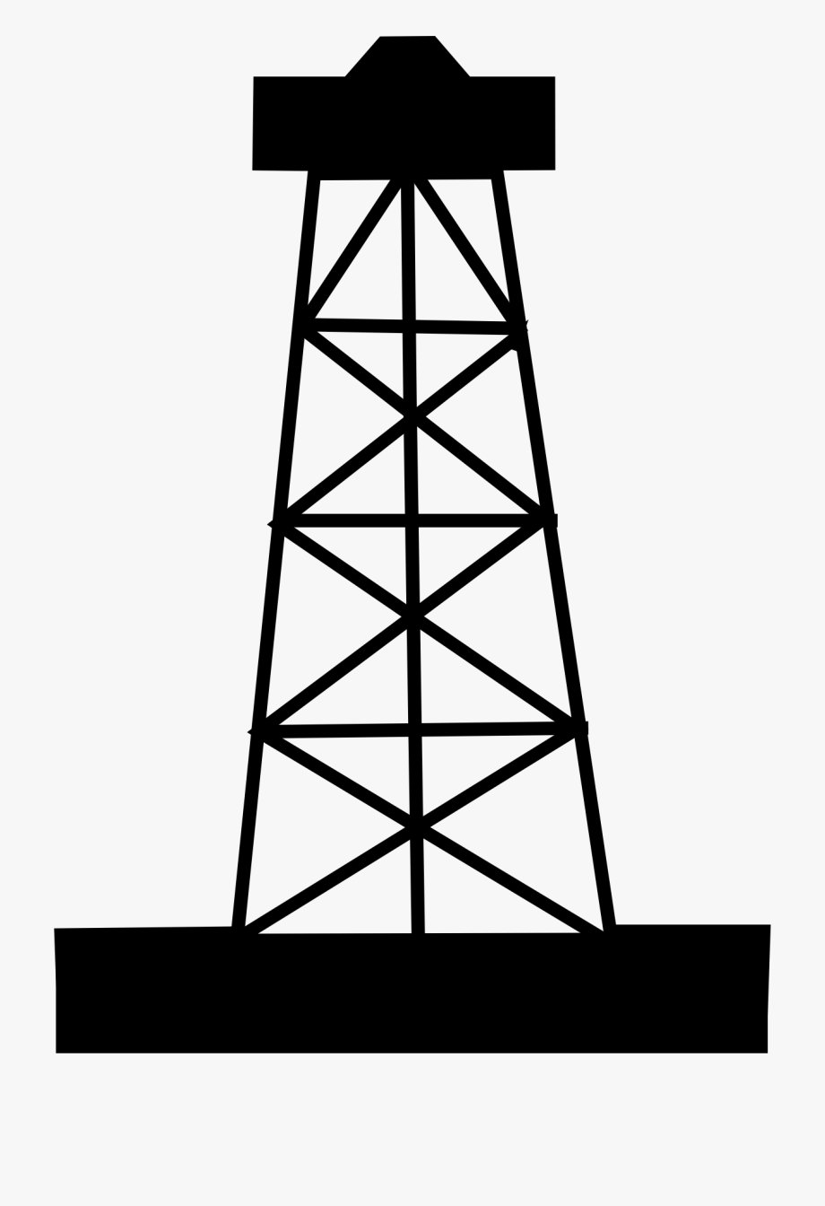 Oil Or Gas Well Clip Art.