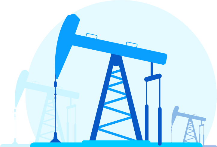 Oil and Gas Data Analytics Management.