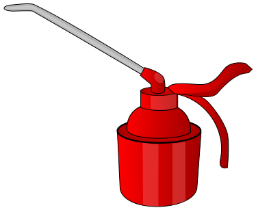 Oil Can Clip Art.