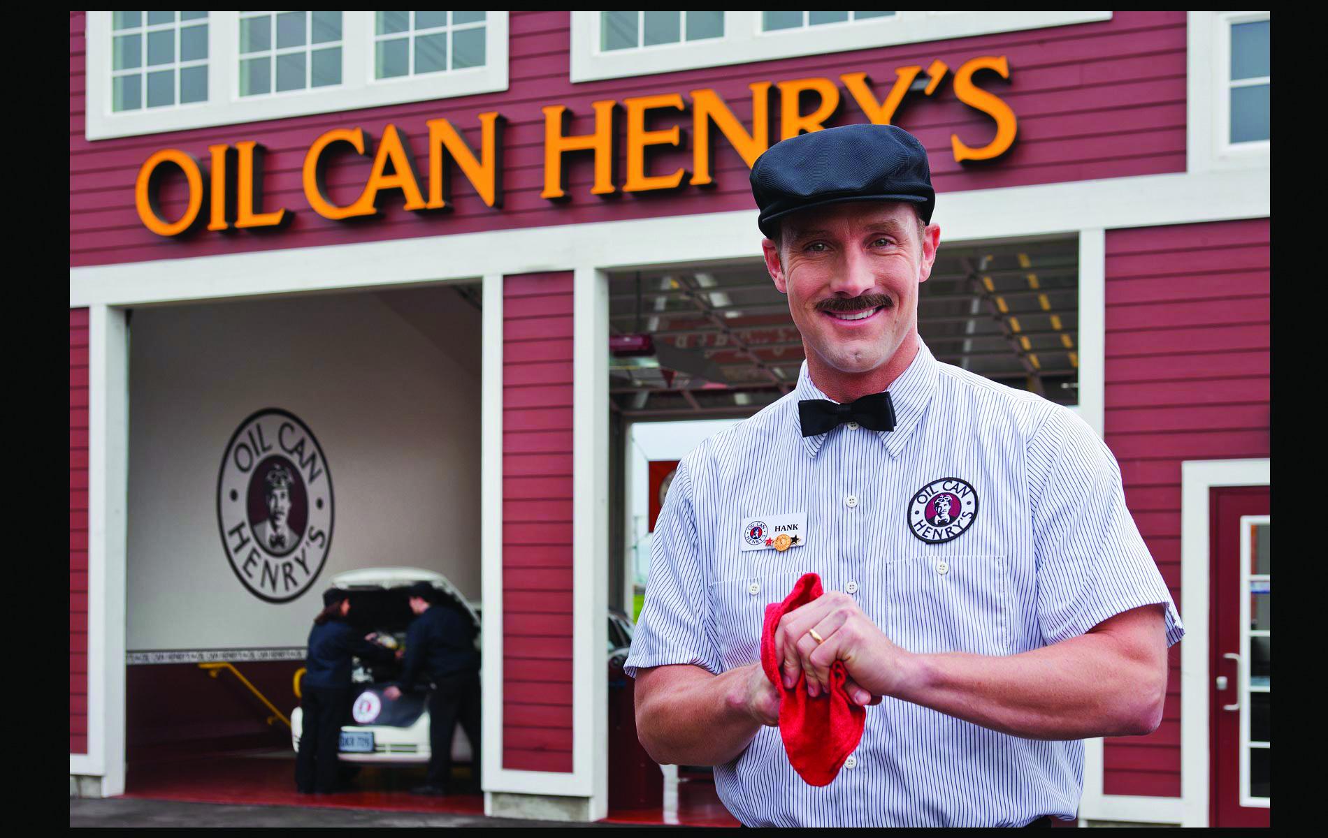 Franchise Spotlight: Oil Can Henry's.