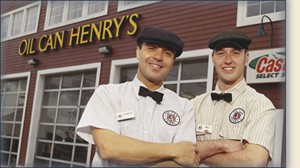Oil Can Henry's Quick Lube Franchise Business Opportunity at.