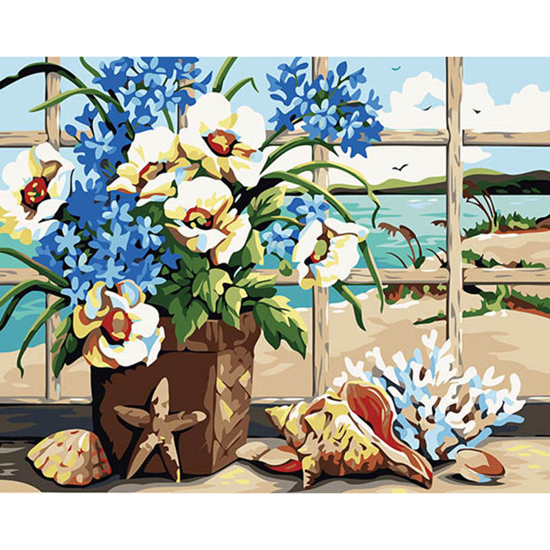 Compare Prices on Shell Oil Paintings.