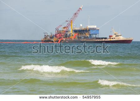 Gulf Of Mexico Oil Spill Stock Photos, Royalty.