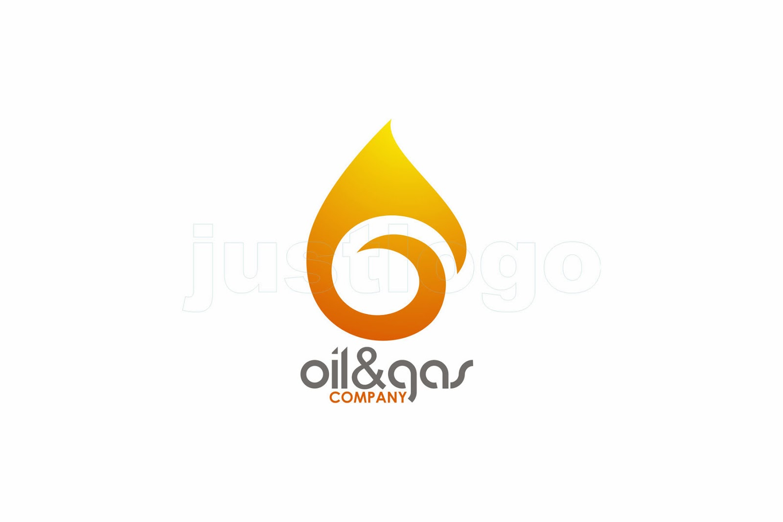 Oil and gas company Logos.