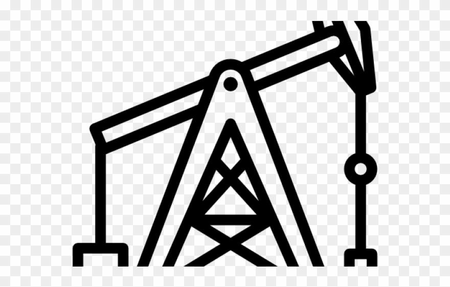 Oil Rig Clipart Pump Jack.