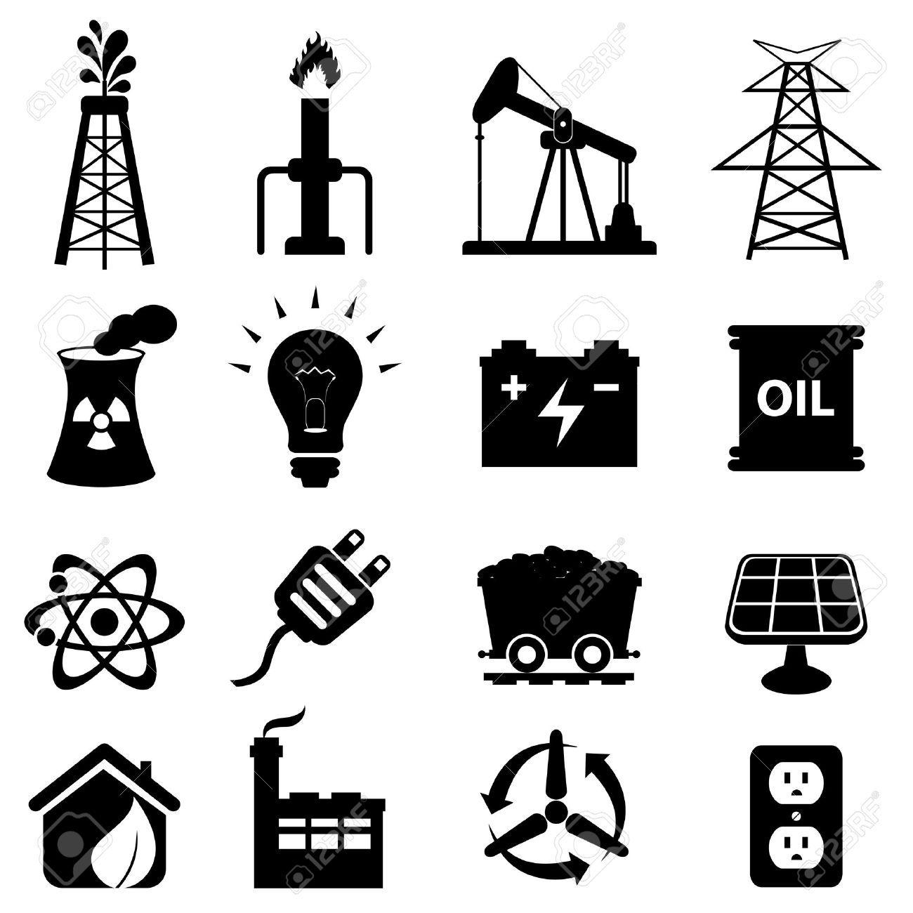 Oil Rig clipart icon #9.