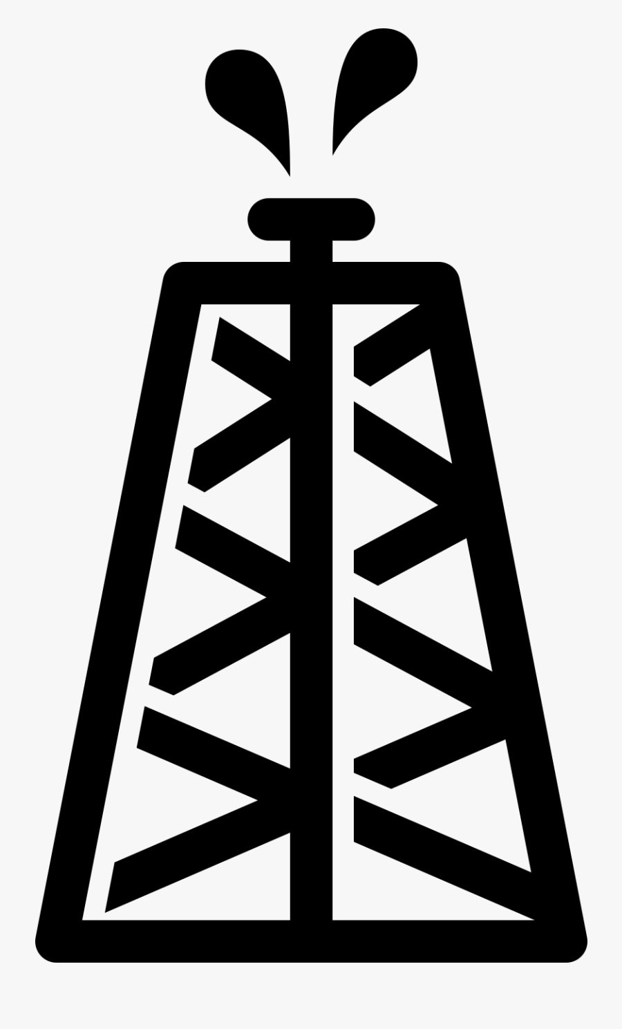 Oil Rig Clipart Transparent.