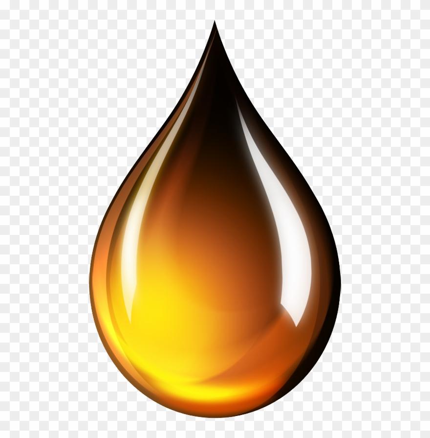 Oil Clipart Oil Drop.