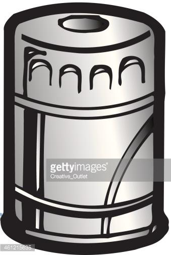 Oil Filter premium clipart.