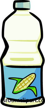 Cooking Oil Clipart.