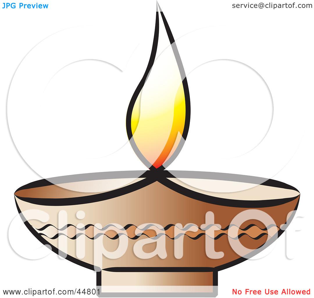 Oil lamp clipart - Cli...