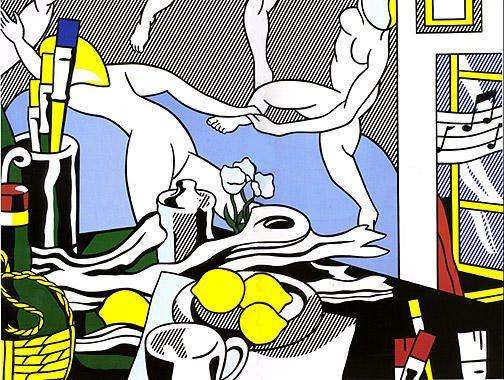 1000+ images about Roy Lichtenstein (Pop Artist) on Pinterest.