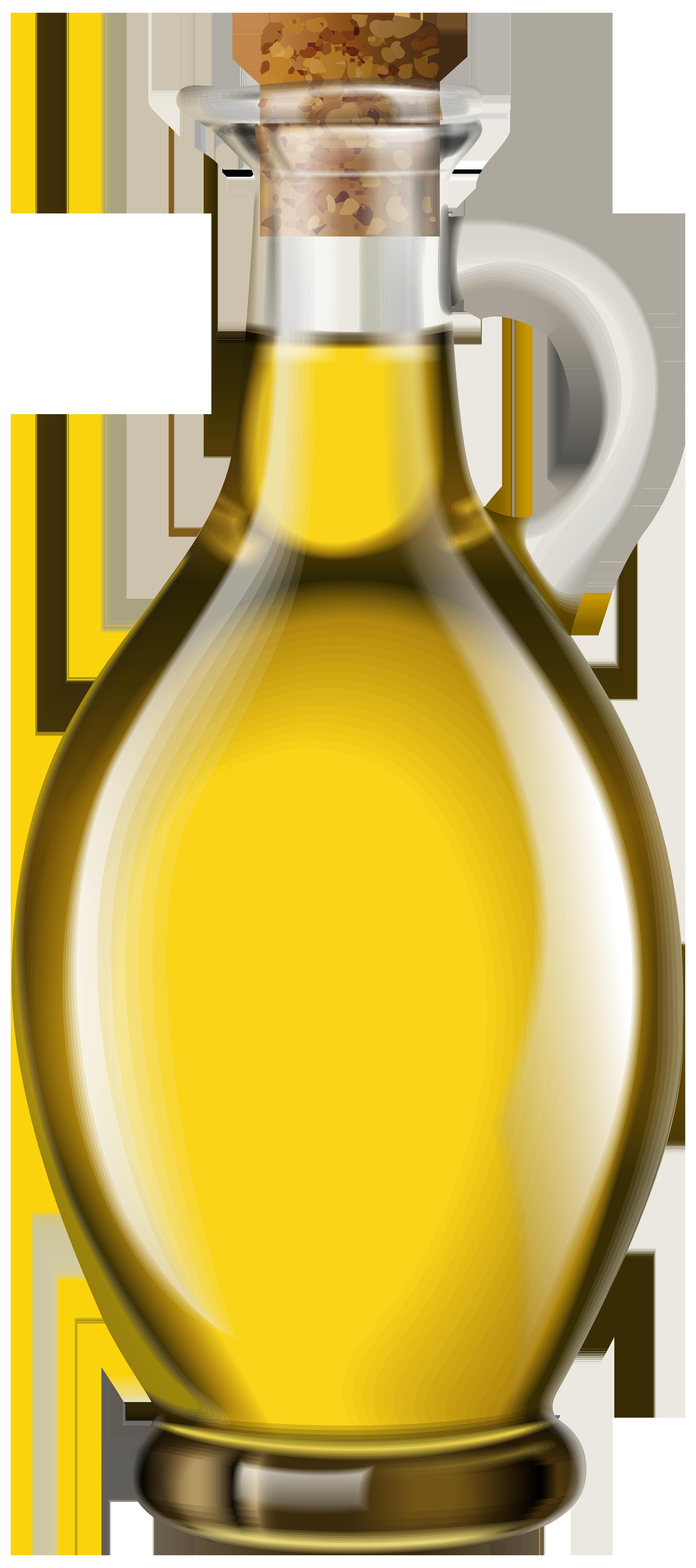 Olive Oil PNG Clip Art.