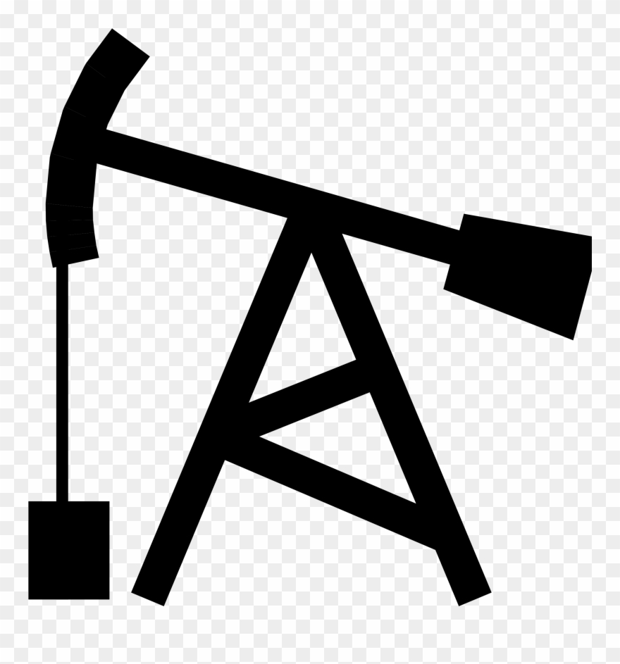 Oil Pump Clipart.