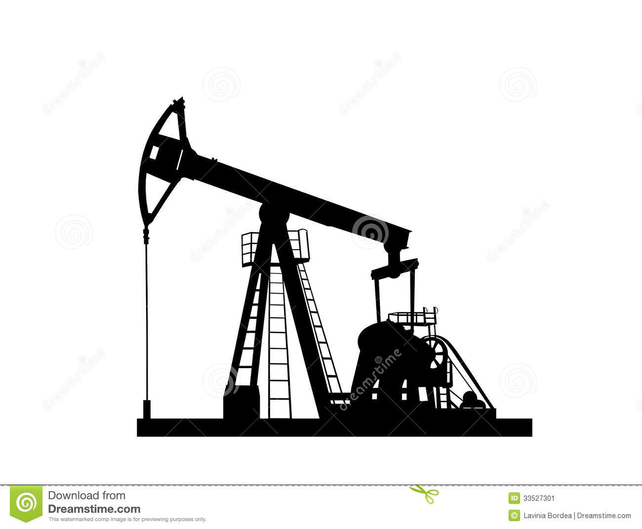 Pump Jack Drawing at PaintingValley.com.
