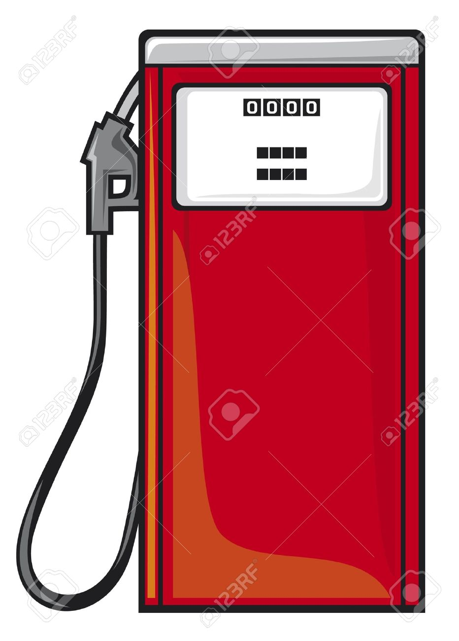 Petrol Station (oil Station) Royalty Free Cliparts, Vectors, And.