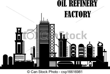 refinery people clipart #6