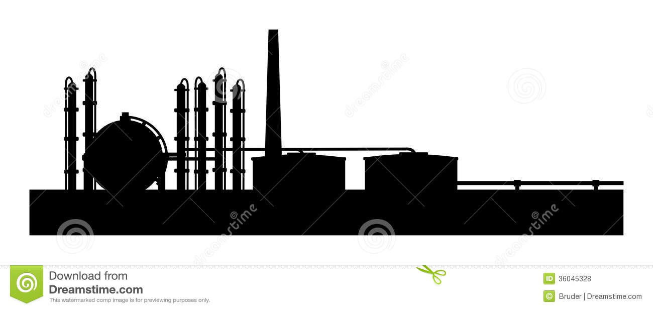 refinery people clipart #13