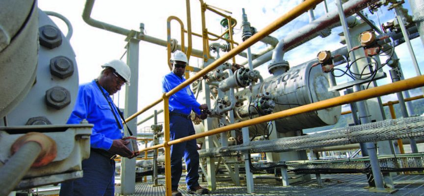 Oil Search to determine gas growth in PNG.