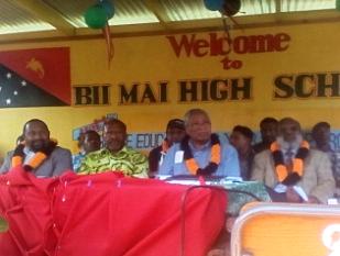 Oil Search scheme spends K10 million on Simbu school.