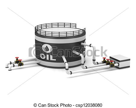 Oil storage tank Clipart and Stock Illustrations. 4,630 Oil.