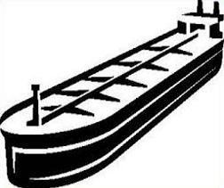 Free Oil Tanker Clipart.