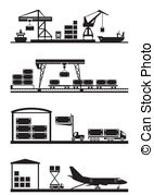 Terminals Stock Illustrations. 10,818 Terminals clip art images.