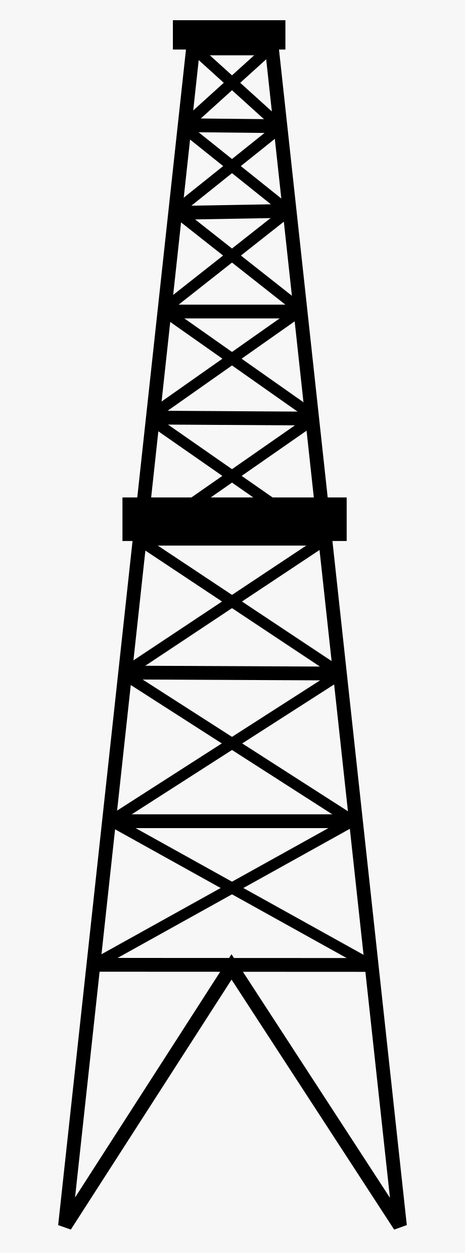 Clipart Free Stock Oil Well Clipart.