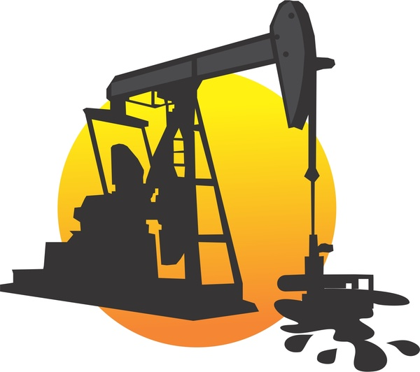 Oil field vector Free vector in Coreldraw cdr ( .cdr.