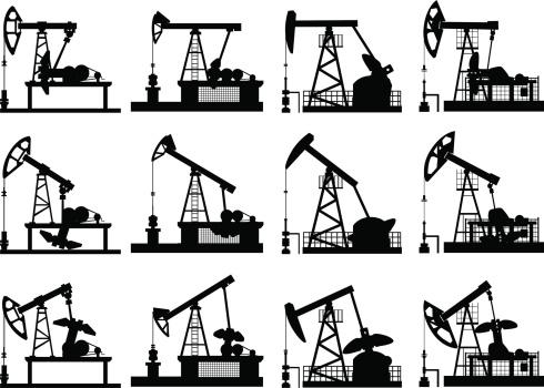 Oil Pump Clip Art, Vector Images & Illustrations.