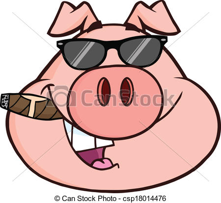 Oink Illustrations and Clipart. 177 Oink royalty free.