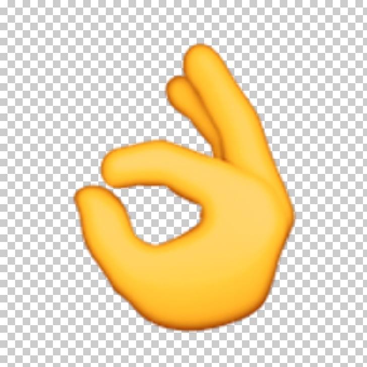 Emojipedia iPhone WhatsApp, hand emoji, yellow hand.