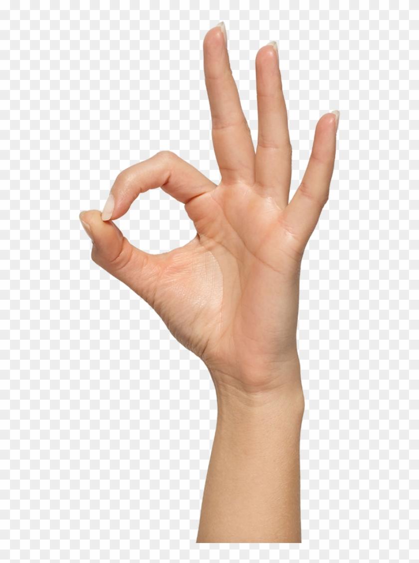 Ok Hand Sign Meme.