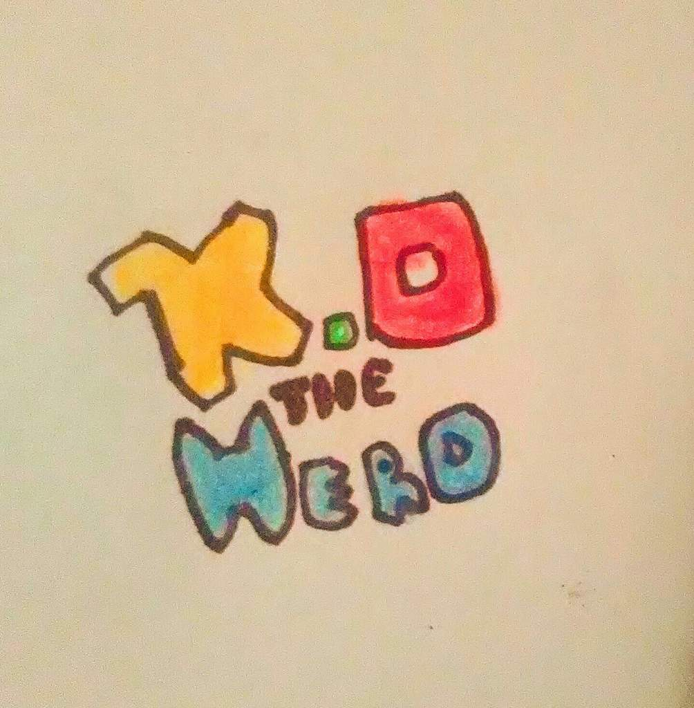 My new OK K.O amino logo.