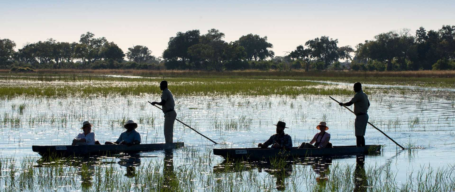 andBeyond Xaranna Okavango Delta Camp.