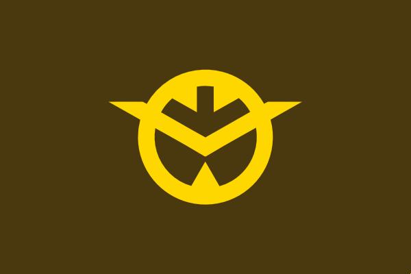 Flag Of Okayama clip art Free Vector / 4Vector.