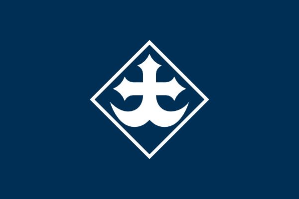 Flag Of Tsuyama Okayama clip art Free Vector / 4Vector.