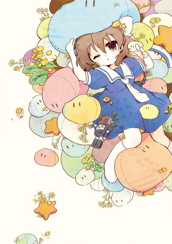 Tags: CLANNAD, Okazaki Ushio, Kagimaru Chisuke.
