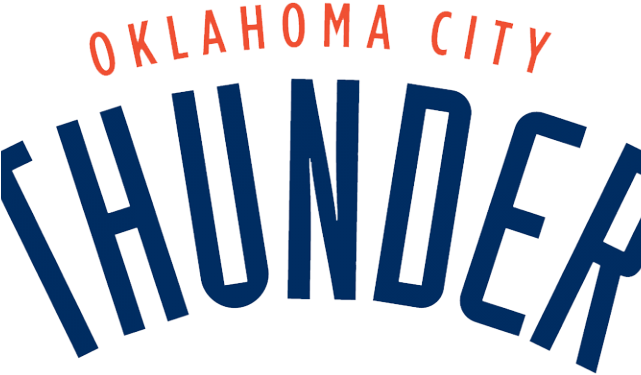 Oklahoma City Thunder Clipart Svg.