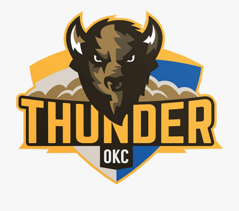 Okc Thunder Logo Png.