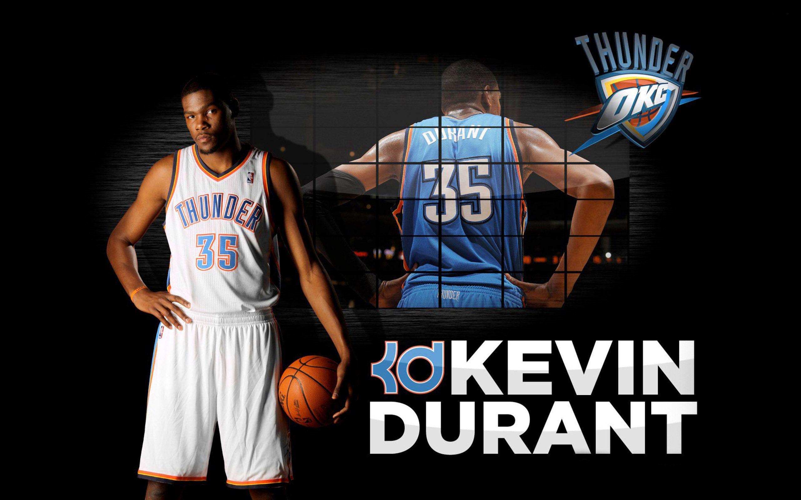 Oklahoma City Thunder Players Clip Art.
