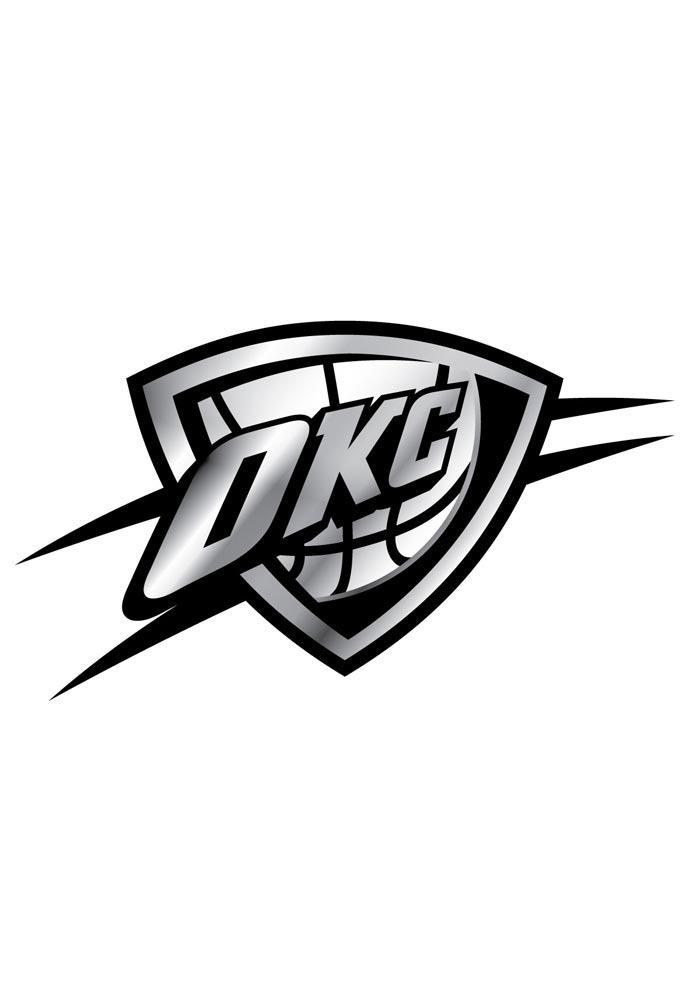 Okc Thunder Clipart.