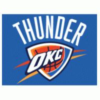 Oklahoma City Thunder Clipart.