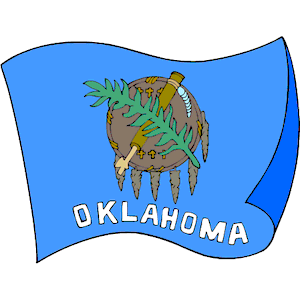 Oklahoma clipart, cliparts of Oklahoma free download (wmf, eps.
