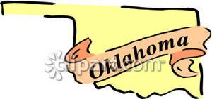 Oklahoma Clip Art Free.