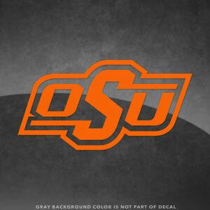 Details about Oklahoma State Cowboys OSU Logo Vinyl Decal Sticker.