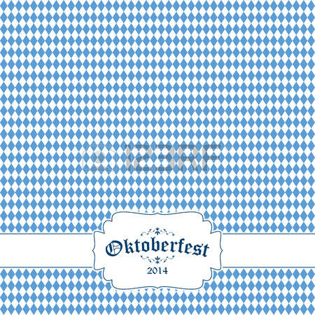 2,546 Oktoberfest Pattern Stock Vector Illustration And Royalty.